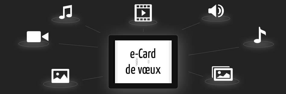 ecards effets multimedia
