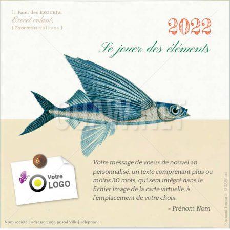 ECVN82 - Ecard professionnelle Pouvoir et réussite