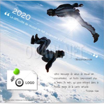 ECVN22 - Ecard Pro Vol libre