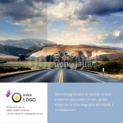 ECVN59 - Ecard entreprise, le chemin est le but
