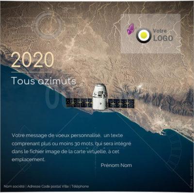 ECVN88 - Ecard entreprise Hi-Tech Espace