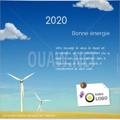 ECVN17- Carte virtuelle Bonne énergie