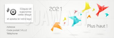 EMAIL 62 - signature Email Plus Haut