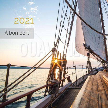 ECVN 89 - carte imprimable entreprise - A bon port